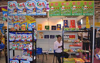 白象洗化用品参展2015长沙糖酒会