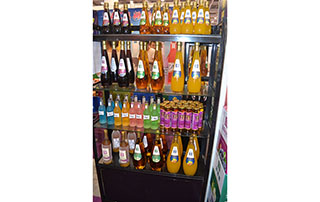 香港(梵创集团)国际生物科技有限公司2015长沙糖酒会产品货架