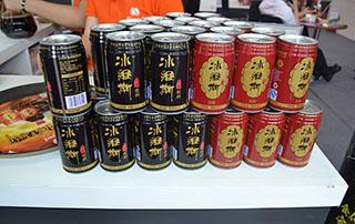 鑫亚达公司产品在2015长沙糖酒会招商