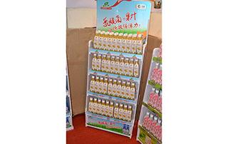 中粮食品长沙糖酒会产品展示