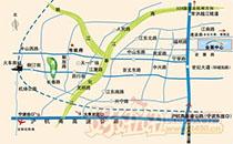 宁波国际会展中心交通路线