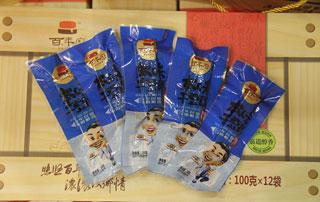 百年磨本味干豆腐在第十六届郑州秋季糖酒会上诚招代理