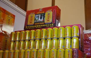 浙江省台州市小状元食品有限公司亮相2015合肥秋季糖酒会