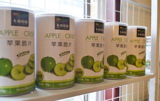 七彩庄园苹果脆片