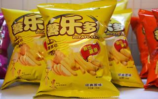 七彩庄园薯乐多经典原味