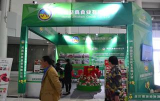 河南至真食业有限公司在鹤壁食品博览会上