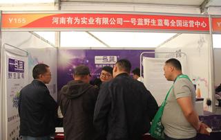 河南有为实业有限公司2017郑州糖酒会展位