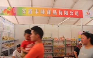 安徽丰味食品有限公司惊艳2017漯河食品节
