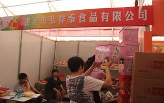 漯河市弘祥泰食品有限公司2017漯河食品节备受瞩目!