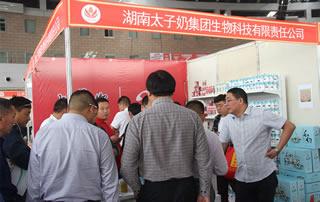 湖南太子奶集团生物科技有限责任公司 2017徐州糖酒会