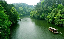 2018成都全国糖酒会游玩景点推荐:蒲江朝阳湖风景区
