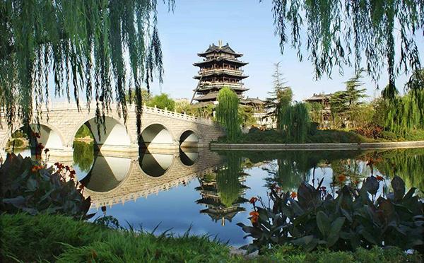 全国食品博览会旅游推荐――大明湖