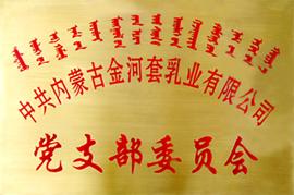 内蒙古金河套乳业有限公司党支部委员会