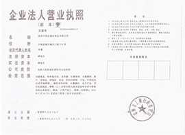 """宁陕健安食品""""营业执照"""""""