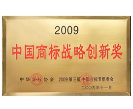 今麦郎食品-中国商标战略创新奖