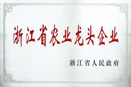 浙江省农业龙头企业