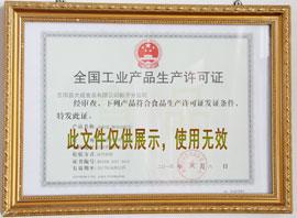 南省岳阳县大成食品有限公司肉制品营业执照