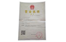 饶阳县老四食品厂营业执照