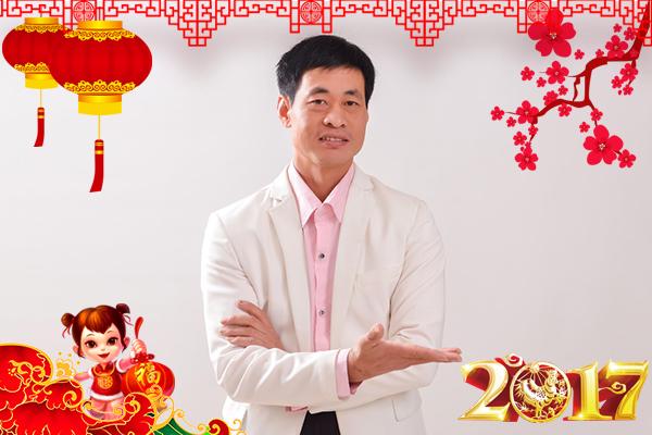 【锦鑫食品】王总所有的新老客户心想事成,阖家欢乐!