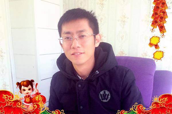 【河南鼎尊饮品】邵总祝广经销商朋友在新的一年里财源广进、合家幸福!