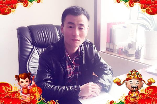 【恒伊食品(集团)】刘总祝广大经销商鸡年大吉大利,万事如意!