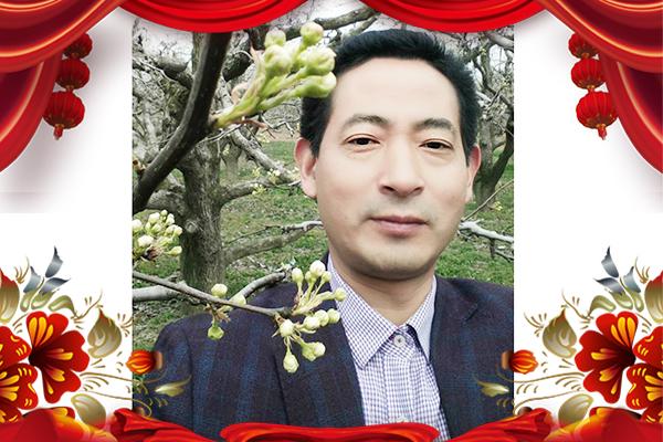 【北京顶养】上海福建区域经理张总给大家拜年啦!愿新的一年里,万事如意,生意兴隆!