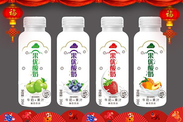 【东方乐饮品】全体员工给您拜年了,愿您在新的一年里,大吉大利,幸福安康!