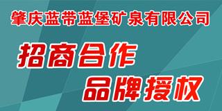 肇庆蓝带蓝堡矿泉有限公司
