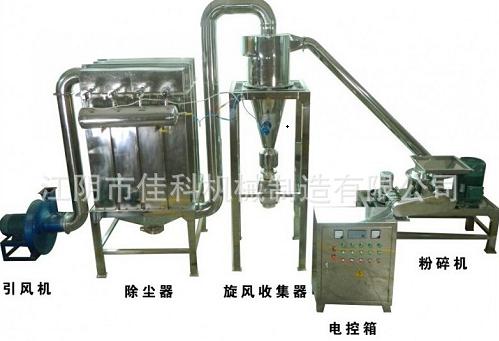 豆子连续式打粉机 300目大豆粉连续式磨粉机