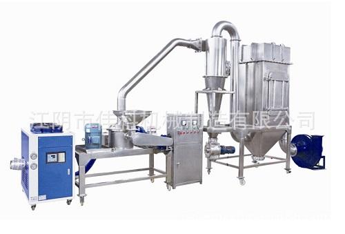 可定制 蛋白质粉磨粉机 500目超微粉碎机