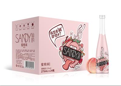 仙的鸡尾酒*蜜桃
