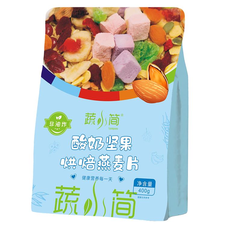 九港集�F蔬小�水果酸奶燕��烘培片,�S家直�l