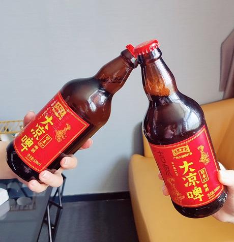 王老吉啤酒?那你一定要���@��草本植物�成的王老吉大�銎�